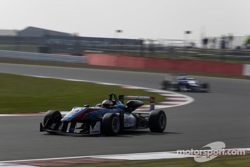 Raoul Hyman, Team West-Tec F3