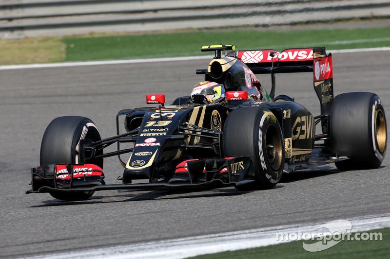 GP de China 2015 Carrera