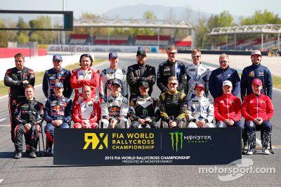 世界RX赛季启动
