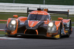 #26 G-Drive Racing Ligier JS P2 尼桑: Roman Rusinov, Julien Canal, Sam Bird