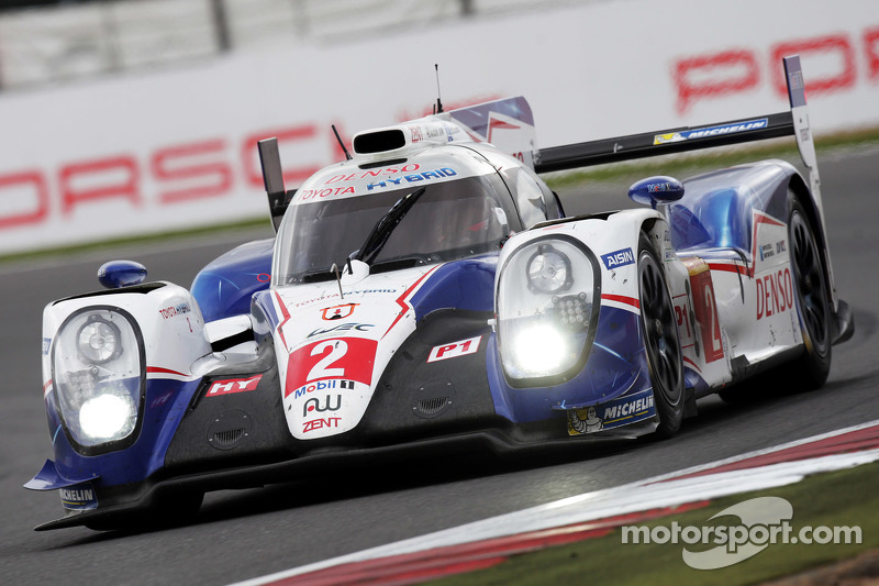 #2 Toyota Racing, TS040 Hybrid: Alex Wurz, Stéphane Sarrazin, Mike Conway