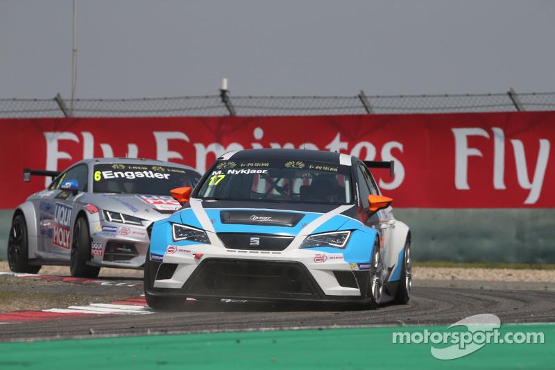 Michel Nykjaer, Audi TT, Liqui Moly Team Engstler