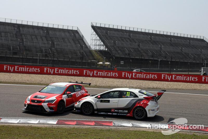 Sergey Afanasyev, Honda Civic TCR, West Coast Racing