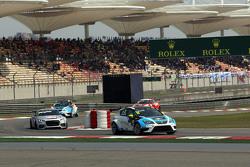 Andrea Belicchi, SEAT Leon Racer, Target Competition et Franz Engstler, Audi TT, Liqui Moly Team Engstler