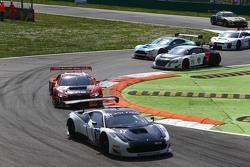 #17 丹麦,法拉利458 Italia: Dennis Andersen, Martin Jensen