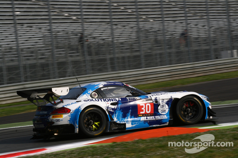 #30 Classic & Modern Racing, BMW Z4: Christian Kelders, Jean-Luc Blanchemain, Pierre Hirschi