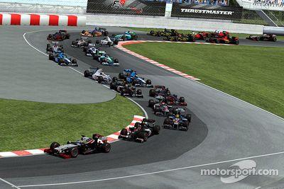 Formula Sim Racing