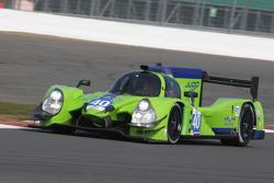 #40 Krohn Racing Ligier JS P2 - Judd: Трейсі Крон, Нік Джонсон, Освальдо Негрі
