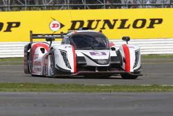 #3 Team LNT Ginetta - Nissan : Chris Hoy, Charlie Robertson