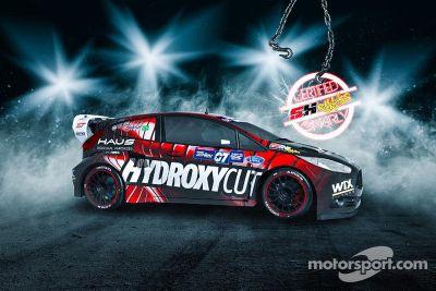 SH Racing aankondiging