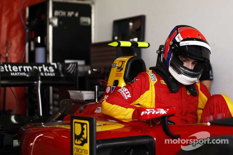 Alexander Rossi, Racing Engineering