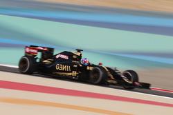 乔勇·帕尔默, 路特斯 F1 E23 试车手