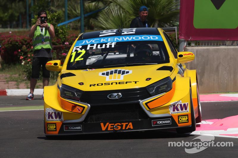 Rob Huff, Lada Vesta, Lada Sport