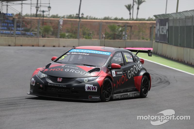 Norbert Michelisz, 本田思域WTCC, Zengo Motorsport