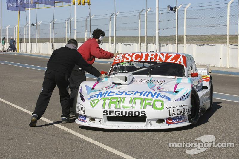 Матіас Халаф, Alifraco Sport Ford