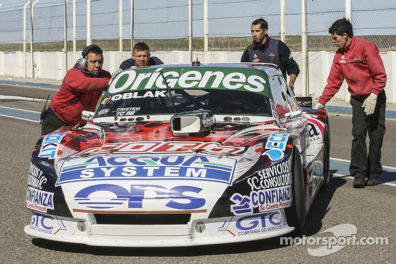 Camilo Echevarria, Coiro Dole Racing, Torino