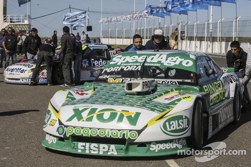 Emiliano Spataro, UR Racing, Dodge, und Diego De Carlo, JC Competicion, Chevrolet