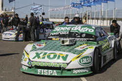 Emiliano Spataro, UR Racing Dodge Diego De Carlo, JC Competicion Chevrolet