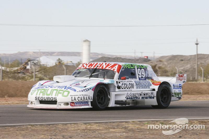 Matias Jalaf, Alifraco Sport, Ford