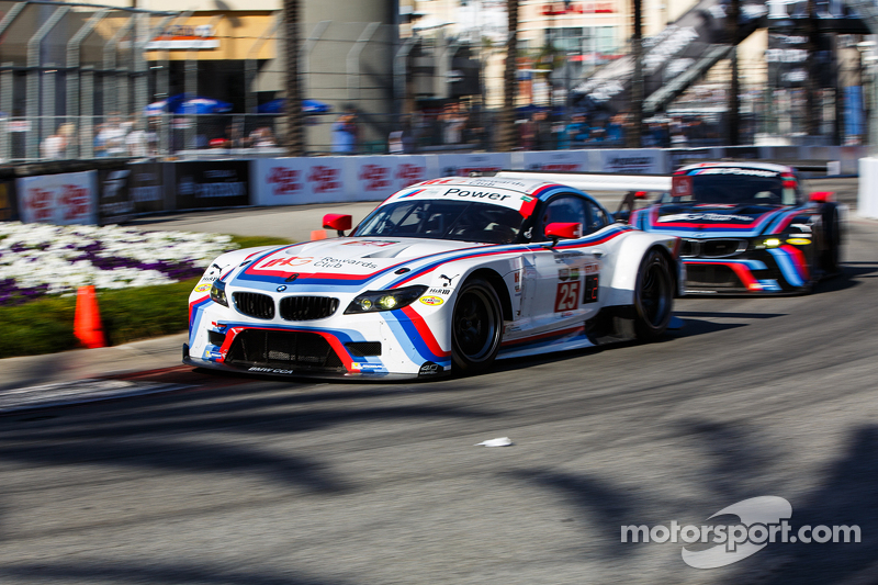 #25 BMW Team RLL, BMW Z4 GTE: Bill Auberlen, Dirk Werner