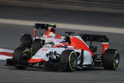Уилл Стивенс, Manor F1 Team и напарник по команде Роберто Мери, Manor F1 Team
