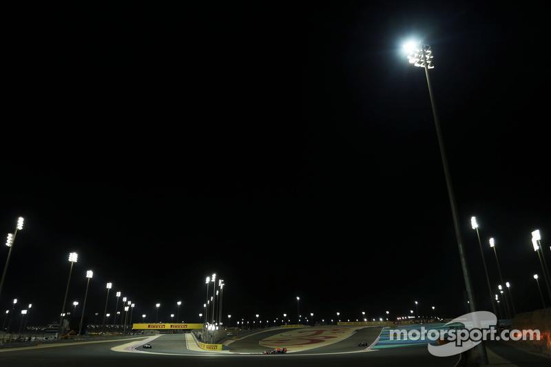 2004: Circuito Internacional de Bahrein