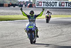 Winner Valentino Rossi, Yamaha Factory Racing