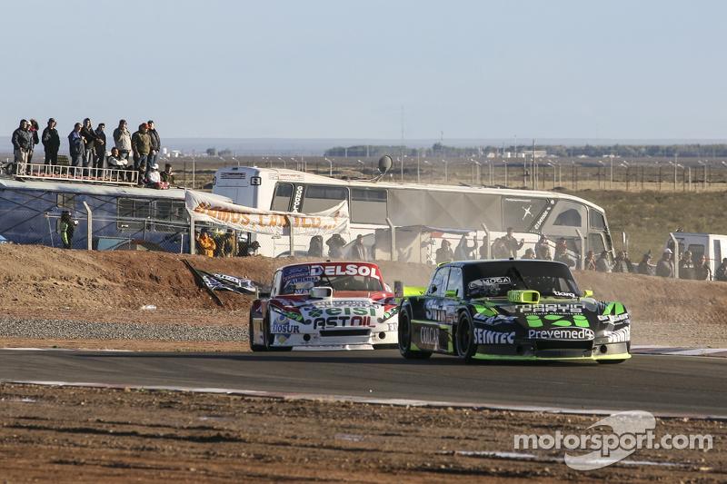 Мауро Галломбардо, Maquin Parts Racing Ford Хуан Пабло Джанніні, JPG Racing Ford