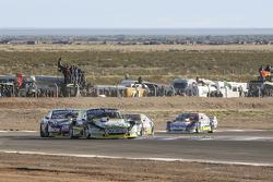 Omar Martinez, Martinez Competicion Ford Facundo Ardusso, Trotta Competicion Dodge Sergio Alaux, Coi
