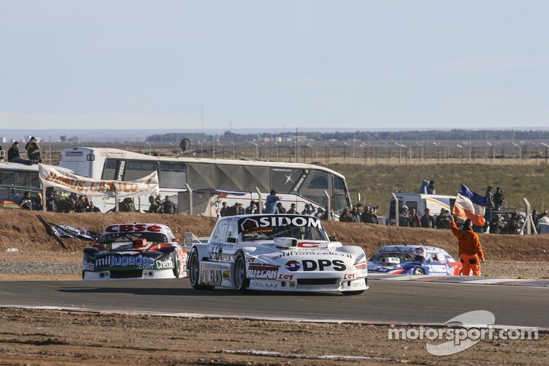 Leonel Sotro, Alifraco Sport Ford Carlos Okulovich, Maquin Parts Racing Torino Matias Rodriguez, UR Racing Dodge
