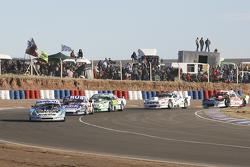 Martin Ponte, RUS Nero53 Racing Dodge Gabriel Ponce De Leon, Ponce De Leon Competicion Ford Emiliano