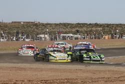Omar Martinez, Martinez Competicion Ford Mauro Giallombardo, Maquin Parts Racing Ford Juan Pablo Gia