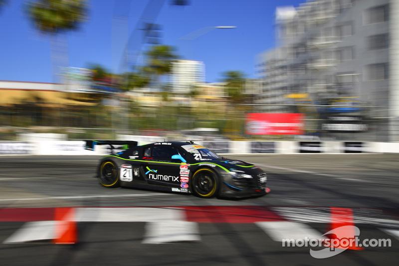 #21 Global Motorsports Group Audi R8 LMS Ultra: David Welch