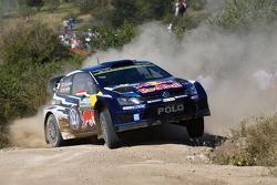 Jari-Matti  Latvala And Miikka Anttila, Volkswagen Polo R Wrc, Volkswagen Motorsport