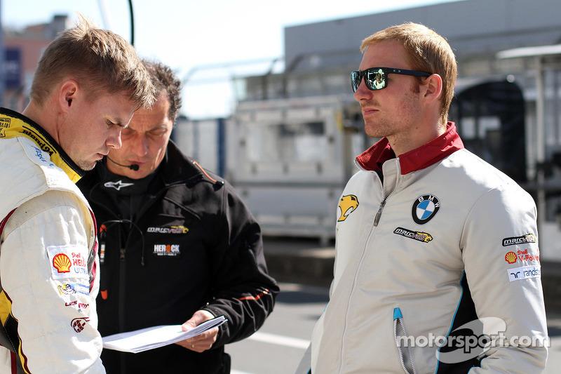 Maxime Martin, BMW Sports Trophy Takımı Marc VDS