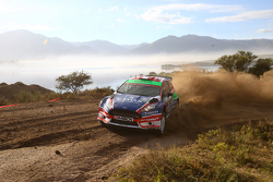 NicoláS Fuchs - Fernando Mussano, Ford Fiesta R5, Drive Dmack
