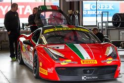 #8 Ferrari de Fort Lauderdale Ferrari 458