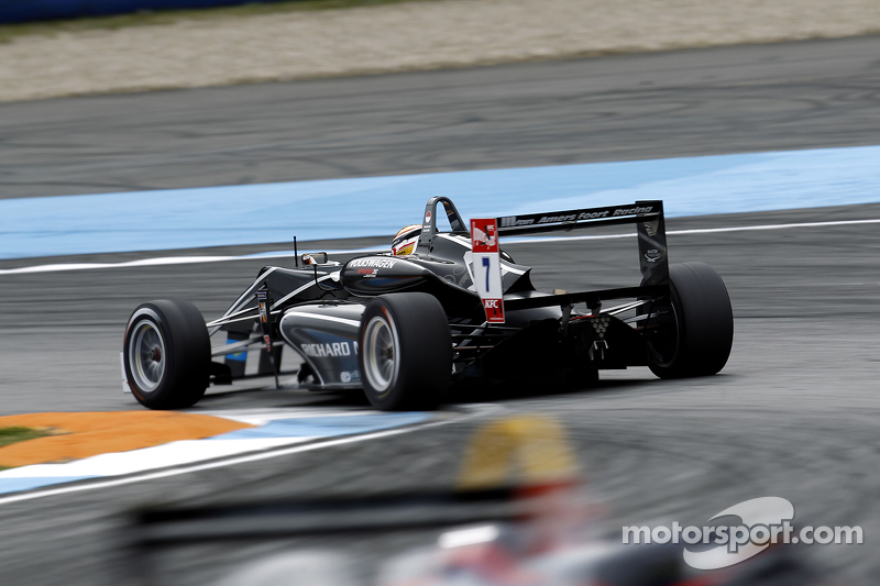 Чарльз Леклерк, Van Amersfoort Racing, Dallara F312