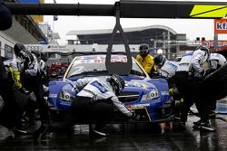 Пит-стоп Гэри Паффетта, ART Grand Prix Mercedes-AMG C63 DTM