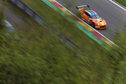 #99 Aston Martin Racing Vantage V8: Fernando Rees, Alex MacDowall, Richie Stanaway