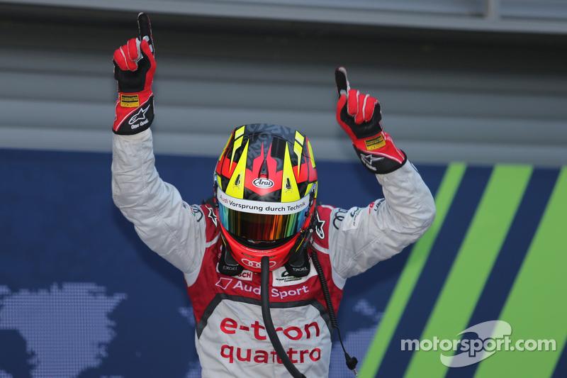 1.  Benoit Tréluyer, Audi Sport Team Joest