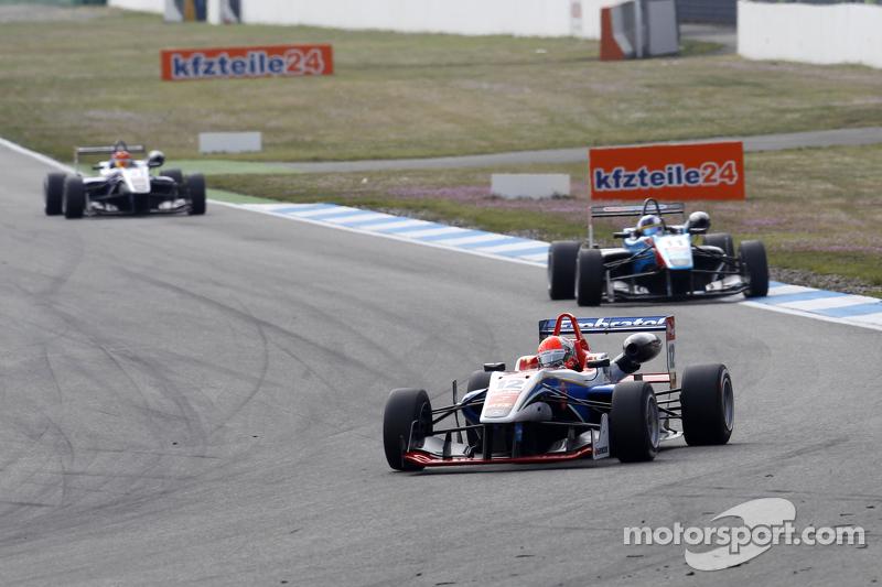 Pietro Fittipaldi, Fortec Motorsports, Dallara F312 Mercedes-Benz
