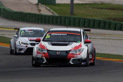 Кевін Глісон, Honda Civic TCR, West Coast Racing