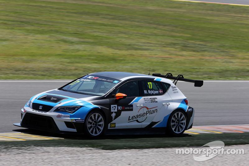 Михел Нюкьєр, SEAT Leon Racer, Target Competition