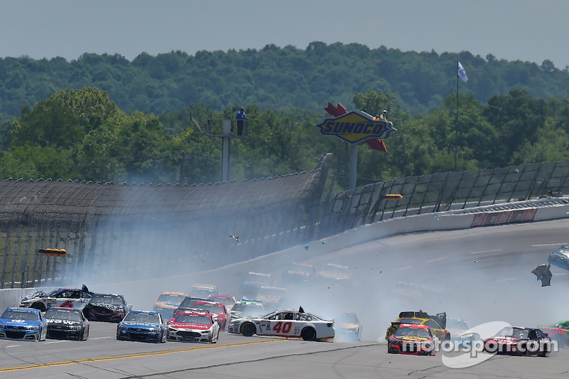 Le Big One à Talladega