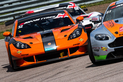 #32 Team LNT Ginetta G55 GT3: Steve Tandy, Mike Simpson