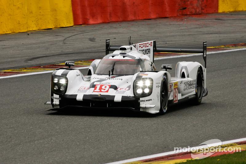 #19 Porsche Team, Porsche 919 Hybrid Hybrid: Nico Hülkenberg, Earl Bamber, Nick Tandy