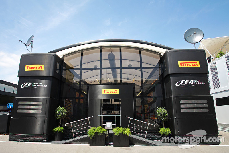 Pirelli-Motorhome