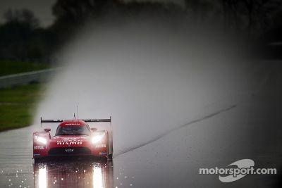 Essais Nissan LMP1