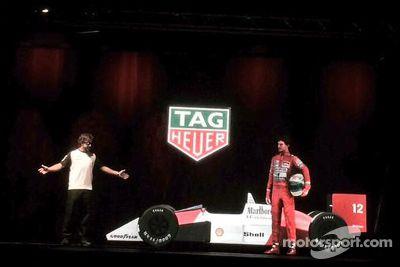 Designpräsentation McLaren